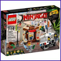 LEGO 70607 - Ninjago Movie - Ninjago City Chase