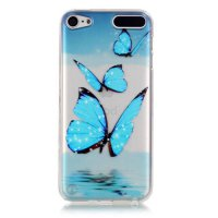 [globalbuy] Cool Fashion Ultra Thin Printed TPU Soft Cover Case For iPod Touch 6 6th 6G iP/4508251