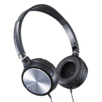 Pioneer SE-MJ71 Steel Wheels Headphones (Silver)