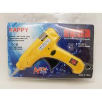 Glue Gun kecil 20 watt Saklar ON-OFF Merk HAPPY / Lem Tembak