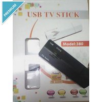 Tv Tuner Usb Stick Gadmei Seri 380 Warna Hitam
