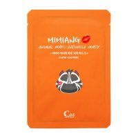 Mimiang Animal Mayu Wrinkle Mask (1bx 10ea)
