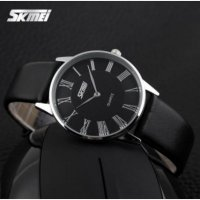 Jam Tangan Wanita SKMEI Casual Women Leather Strap Watch Water Resistant 30m - 9092CL