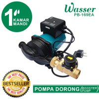 Pompa Booster Wasser PB 169EA Pompa Dorong Booster Pump 3 Speed