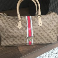 OVERNIGHT SERIES GUESS LUGGAGE BAG
