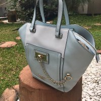 PRIVACY SERIES GUESS SATCHEL BAG