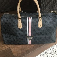 ERNIGHT SERIES GUESS LUGGAGE BAG