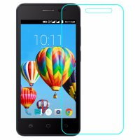 Anti Gores Kaca Tempered Glass Smartfren Andromax A Clear Bening High Quality