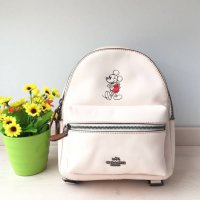 Coach Mini Charlie Backpack Mickey SMALL
