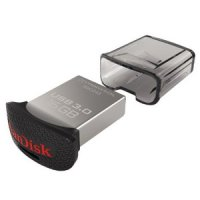 Flashdisk SanDisk CZ43 16GB Ultra Fit USB 3.0 FD 16 GB Original Resmi
