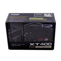 XFX XT Series 400W 80PLUS BRONZE ( PSU Made by Seasonic ) P1-400B-XTFR