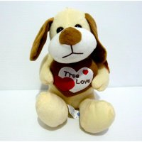 Boneka Anjing Dog Doll True Love Original PAWS United Kingdom Doll
