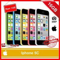 IPHONE 5C 16Gb Ram 1Gb 8MP Garansi 1thn Original Apple