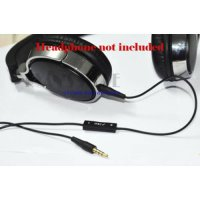 [globalbuy] Audio Cable Replacement cord for Pioneer SE-MJ591 MJ 591 SEMJ headphones with /2353289