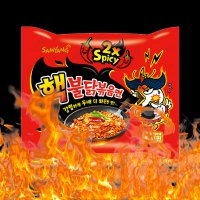SAMYANG DOUBLE SPICY-2X SPICY (NUCLEAR) [3PCS]