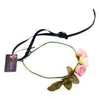 Pitapita Flower Crown Adorlee Pink