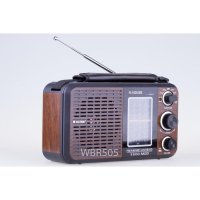 Portable Radio MP3 Asatron R-102USB model classic