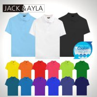 [Jack ayla] Kolon Kulon PK Karara short sleeve t-shirt ship from korean fashion style