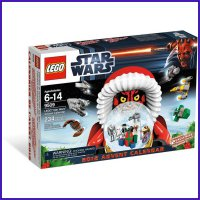 LEGO 9509 - Star Wars - Star Wars Advent Calendar 2012