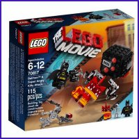 LEGO 70817 - The Lego Movie - Batman & Super Angry Kitty Attack