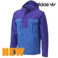 Adidas Originals Jacket / Wind Proof limited special learning Hooded Jacket Men's windshield / DF-G86367