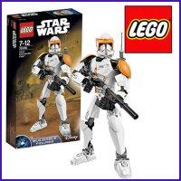 LEGO 75108 Star Wars Clone Commander Cody