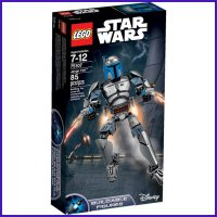 LEGO Constraction Star Wars Jango Fett 75107