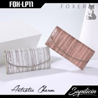 Dompet Pesta Wanita Foxer Glittering Party Long Purse (FOX-LP11)