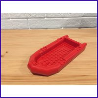 Lego Boat Rubber Raft Large