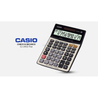 Casio Calculator Check & Correct DJ-240DPLUS - Kalkulator Meja Desktop