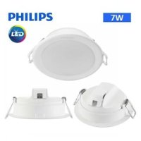 Limited Downlight LED PHILIPS 59202 Meson 3.5' 7W 7 W KUNING 3000K Fk3245