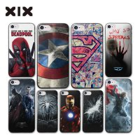 [globalbuy] For funda iPhone 5S case 4 4S 5 5S 5C 6 6S Plus Heroes PC cover for coque iPho/4235996