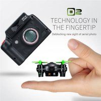 [globalbuy] Mini Drone Quadrocopter DHD D2 Pocket Drone With Camera 4CH RC Quadcopter 6Axi/4486945