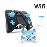 [globalbuy] New Mini Drone FY-601W Drone 2.4G 4CH 6-Axis Mini RC Gyro Quadcopter With WIFI/4487181