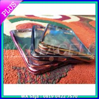 (Limited Offer) Case List Chrome Samsung Galaxy E7 E700 /TPU/Softcase/Ultrathin/Soft