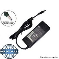 Adaptor Laptop HP COMPAQ 19V 4.74A 90W Original (Colokan Standar) Bonus Kabel Power