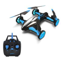 Drone Quadcopter Dual Mode Ground / Air Drone JJRC H23 6 Axis Gyro with 3D Flip