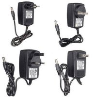 [globalbuy] DC 24V 1A AC Adapter Charger Power Supply for LED Strip Light CCTV 2.5mm*5.5mm/4495232