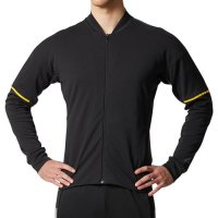 Jaket ADIDAS Club Knit Tenis Full Zip Black ORIGINAL -
