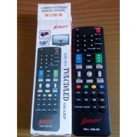 Remote TV LED LCD SHARP multi langsung pakai