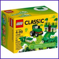 LEGO Classic 10708 Green Creativity Box