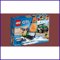 Lego 60149 City : 4x4 with Catamaran