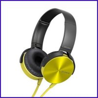 Sony MDR XB - 450AP Extra Bass Headset
