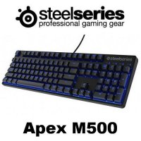 Steelseries Apex M500 Red Switch Mechanical Gaming Keyboard