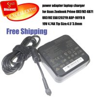 [globalbuy] 100 new laptop charger adapter 19v 4.74a 4.5*3.0mm For Asus Zenbook Prime UX51/3716618