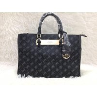 Tas Import Wanita ORIGINAL GUESS CHARM - BLACK