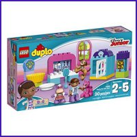 LEGO 10828 DUPLO Doc McStuffins Pet Vet Care