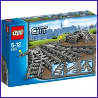 LEGO 7895 City Switching Tracks
