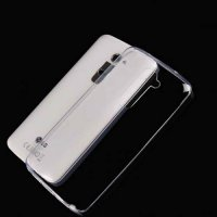 [globalbuy] Clear Cover Case For LG Stylus 2 TPU Mobile Phone Bag Soft Thin Transparent Fu/4234093