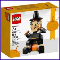 LEGO 40204 Pilgrim's Feast Set Thanksgiving Toy Pilgrim Seasonal